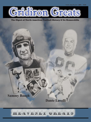 Gridiron Greats issue 24